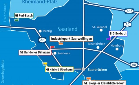 Invest in Saarland