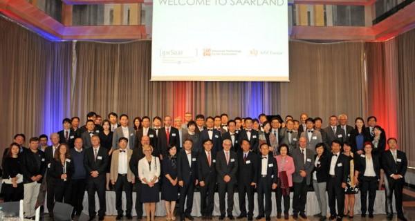 Korean entrepreneurs seeking contact to Saarland businesses