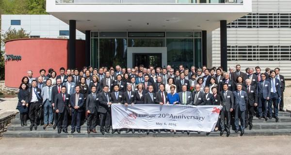 KIST Europe feiert in Saarbrücken 20. Gründungsjubiläum