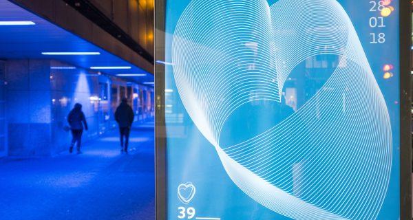Blue carpet for the next generation in Saarbrücken
