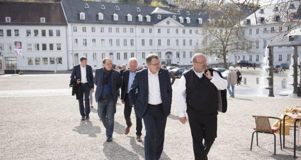 Wirtschaftsförderer der Bundesländer im Saarland