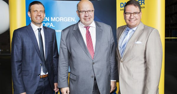 Dachser relies on Saarland again