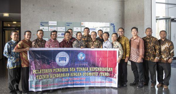 Auftakt zur saarländisch-indonesischen Zusammenarbeit