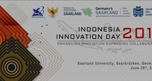 Science Park Saar and Indonesian Ministry sign MoU